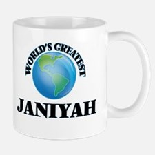 World's Greatest Janiyah Mugs