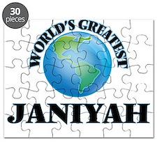 World's Greatest Janiyah Puzzle