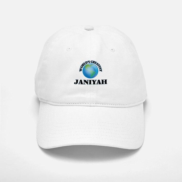 World's Greatest Janiyah Baseball Baseball Cap