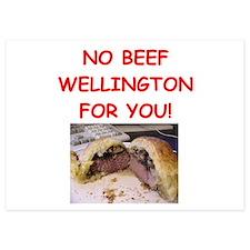 BEEF WELLINGTON Invitations