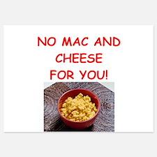 macaroni and cheese Invitations