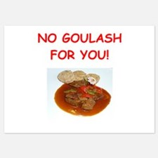 goulash Invitations
