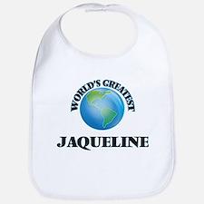 World's Greatest Jaqueline Bib
