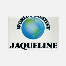 World's Greatest Jaqueline Magnets