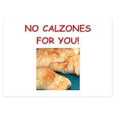 calzones Invitations