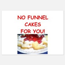 funnel cakes Invitations