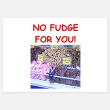 fudge Invitations