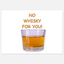 whiskey Invitations