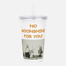 moonshine Acrylic Double-wall Tumbler