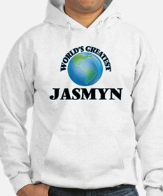 World's Greatest Jasmyn Hoodie Sweatshirt