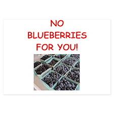 blueberry Invitations