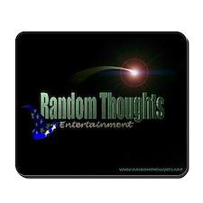 Random Thoughts Mousepad