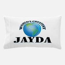 World's Greatest Jayda Pillow Case