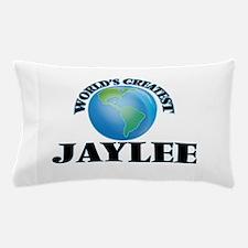 World's Greatest Jaylee Pillow Case