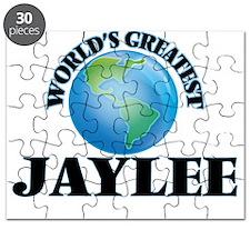 World's Greatest Jaylee Puzzle