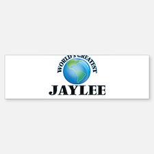 World's Greatest Jaylee Bumper Bumper Bumper Sticker