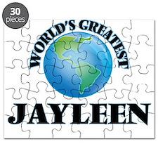 World's Greatest Jayleen Puzzle