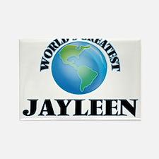 World's Greatest Jayleen Magnets
