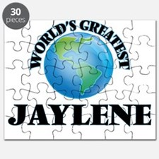 World's Greatest Jaylene Puzzle