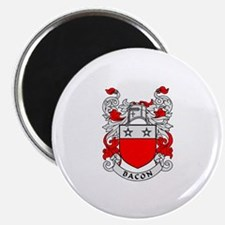 BACON 2 Coat of Arms Magnet