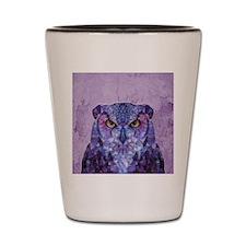 Cute Owl Shot Glass