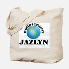 World's Greatest Jazlyn Tote Bag