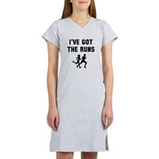 I've got the runs Women's Nightshirt