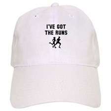 I've got the runs Baseball Cap
