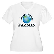World's Greatest Jazmin Plus Size T-Shirt