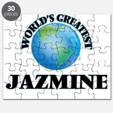 World's Greatest Jazmine Puzzle