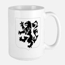 28th_Infantry_Regiment-logo Mugs