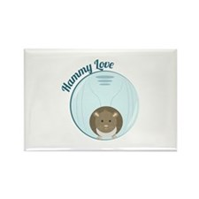 Hammy Love Magnets