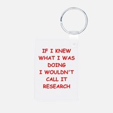 research Keychains
