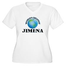 World's Greatest Jimena Plus Size T-Shirt