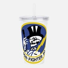 95th_fs_patch.png Acrylic Double-wall Tumbler