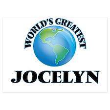 World's Greatest Jocelyn Invitations