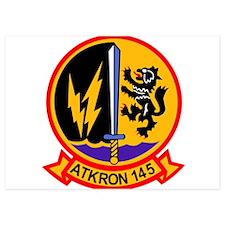 va-145_atkron Invitations