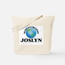 World's Greatest Joslyn Tote Bag