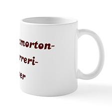 Mrs. Throckmorton- Smith-Ter Mug
