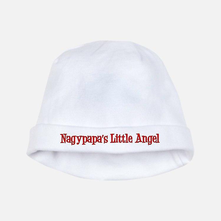Nagypapa's Little Angel Baby Hat