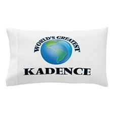 World's Greatest Kadence Pillow Case