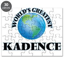 World's Greatest Kadence Puzzle