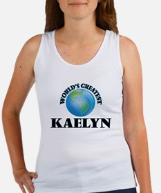 World's Greatest Kaelyn Tank Top