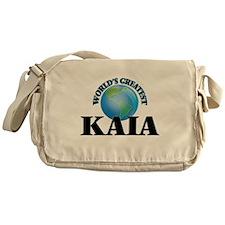 World's Greatest Kaia Messenger Bag