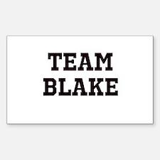 Team Name Decal