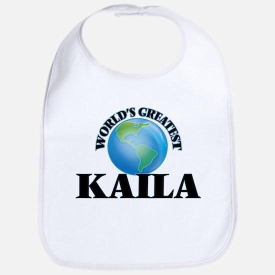 World's Greatest Kaila Bib