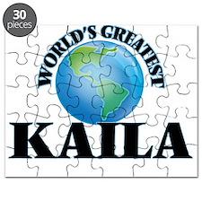 World's Greatest Kaila Puzzle