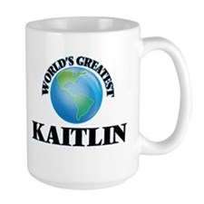 World's Greatest Kaitlin Mugs