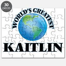 World's Greatest Kaitlin Puzzle