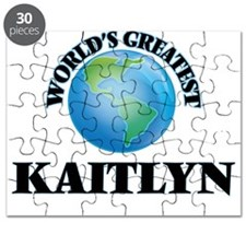 World's Greatest Kaitlyn Puzzle
